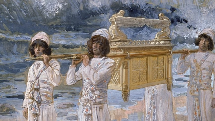 Ark of the Covenant: God-in-a-Box or a Prison?